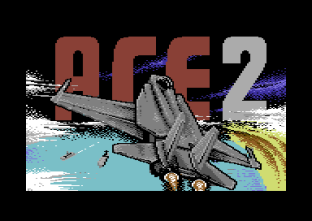 Ace 2 C64 Loading Screen