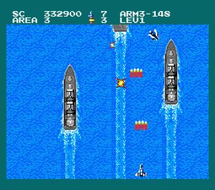 Aleste 2 MSX 09