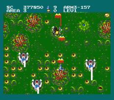 Aleste 2 MSX 10