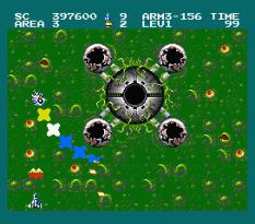 Aleste 2 MSX 11