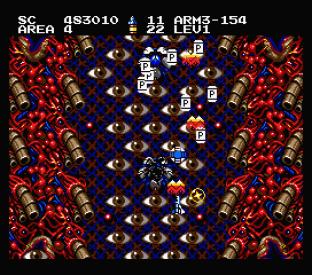 Aleste 2 MSX 12