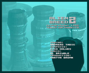 Alien Breed 2 Amiga 01