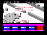 Ant Attack ZX Spectrum 05