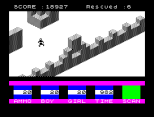 Ant Attack ZX Spectrum 08