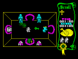 Atic Atac ZX Spectrum 06