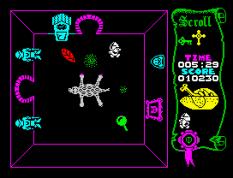 Atic Atac ZX Spectrum 10