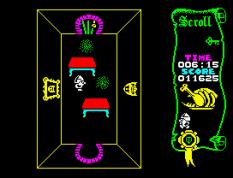 Atic Atac ZX Spectrum 11