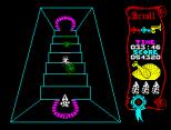 Atic Atac ZX Spectrum 16