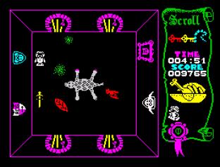 Atic Atac ZX Spectrum 20