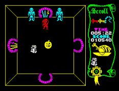 Atic Atac ZX Spectrum 21