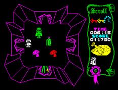 Atic Atac ZX Spectrum 22