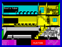 Back To Skool ZX Spectrum 02
