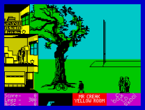 Back To Skool ZX Spectrum 03