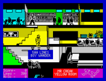 Back To Skool ZX Spectrum 04