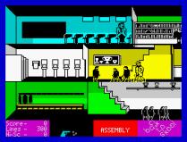 Back To Skool ZX Spectrum 05
