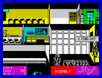 Back To Skool ZX Spectrum 07