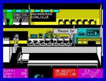 Back To Skool ZX Spectrum 08
