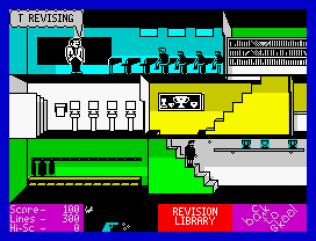 Back To Skool ZX Spectrum 10