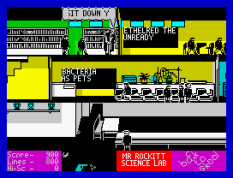 Back To Skool ZX Spectrum 11