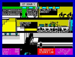 Back To Skool ZX Spectrum 11