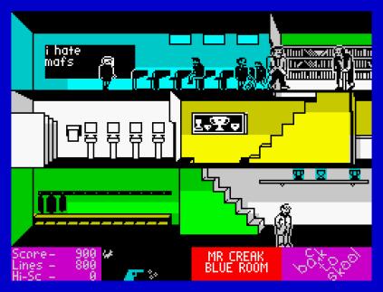Back To Skool ZX Spectrum 12