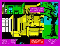 Back To Skool ZX Spectrum 14