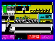 Back To Skool ZX Spectrum 17
