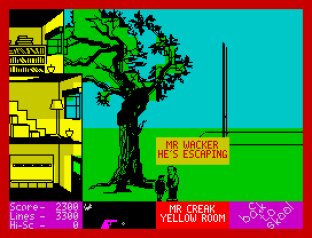 Back To Skool ZX Spectrum 20