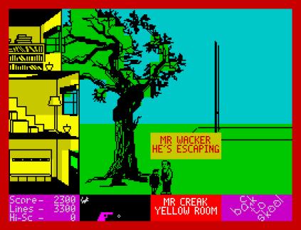 Back To Skool ZX Spectrum 20
