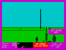 Back To Skool ZX Spectrum 21