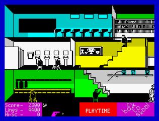 Back To Skool ZX Spectrum 22