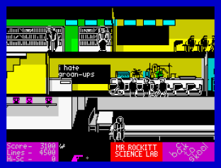 Back To Skool ZX Spectrum 23