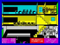 Back To Skool ZX Spectrum 24