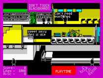 Back To Skool ZX Spectrum 30