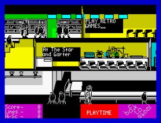 Back To Skool ZX Spectrum 33