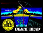 Beach Head 1 ZX Spectrum Loading Screen