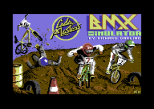 BMX Simulator C64 Loading Screen