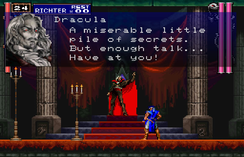Castlevania: Symphony of the Night, PlayStation