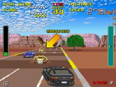 Chase HQ Arcade Taito 77
