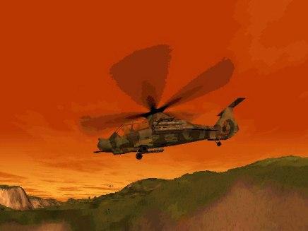 Comanche PC 01