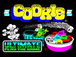 Cookie by Ultimate ZX Spectrum Loading Screen