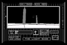 Dark Side Amstrad CPC version