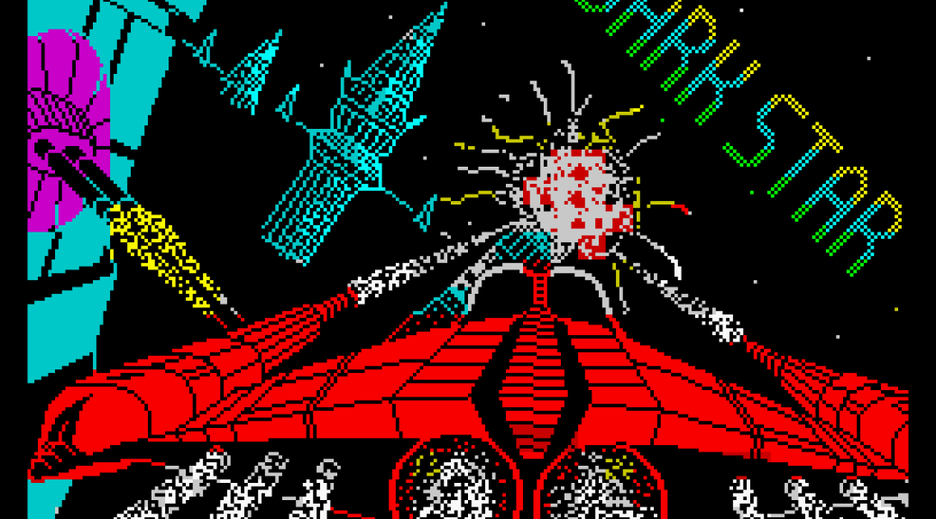 Dark Star ZX Spectrum