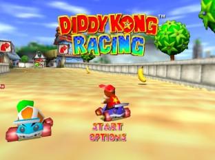 Diddy Kong Racing N64 01