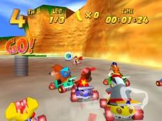 Diddy Kong Racing N64 10