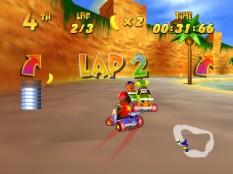 Diddy Kong Racing N64 11