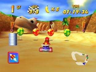 Diddy Kong Racing N64 12