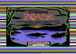 Doomdark's Revenge C64 Loading Screen