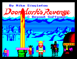 The beautifully-realised Doomdark's Revenge ZX Spectrum Loading Screen, by Mike Singleton for Beyond Software