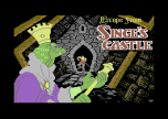 Escape From Singe's Castle, Commodore 64 Loading Screen